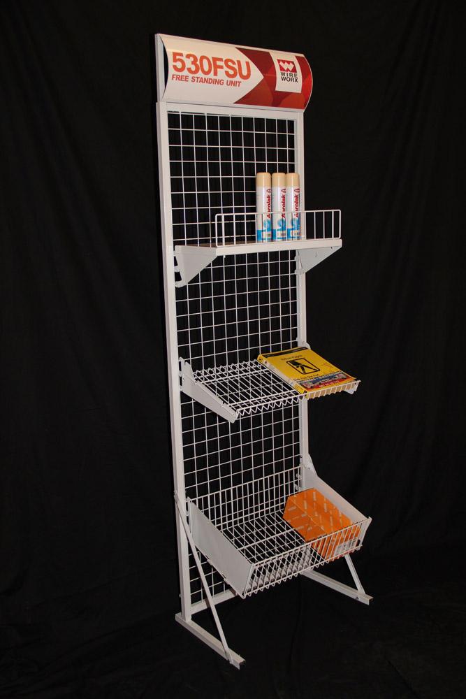 530 FSU - Free standing unit