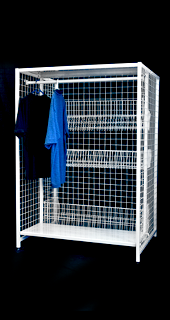 930 DS - Double sided mesh system