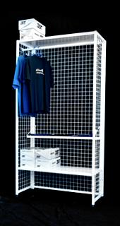930 MP - Modular mesh panel system