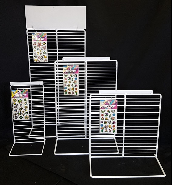 Counter display stands - Wire
