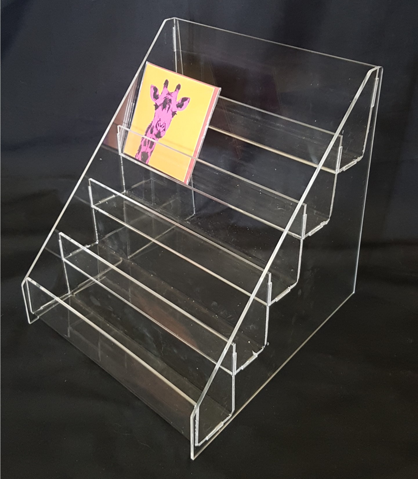 Perspex / Acrylic display products