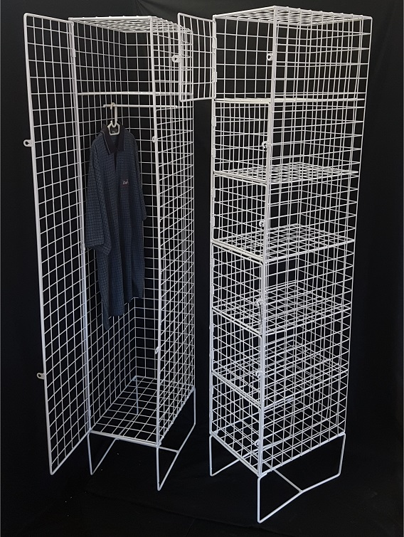 Wire Mesh Lockers Wire Mesh Lockers Wire Worx